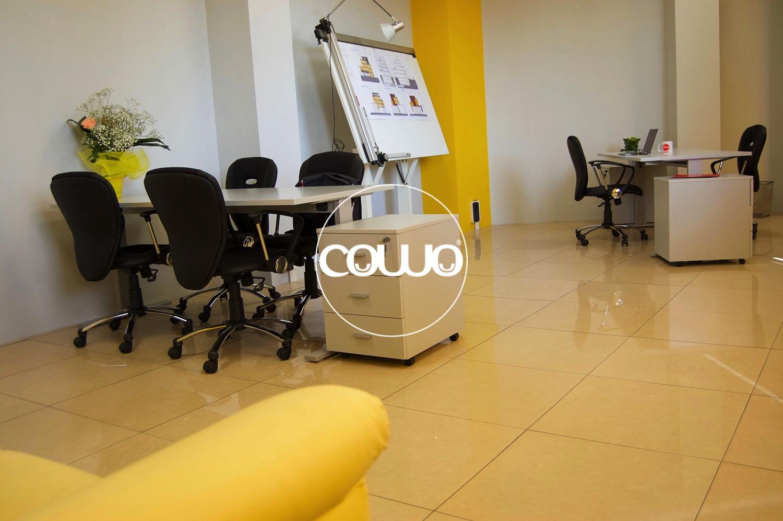 Isola di lavoro in Coworking a Torino