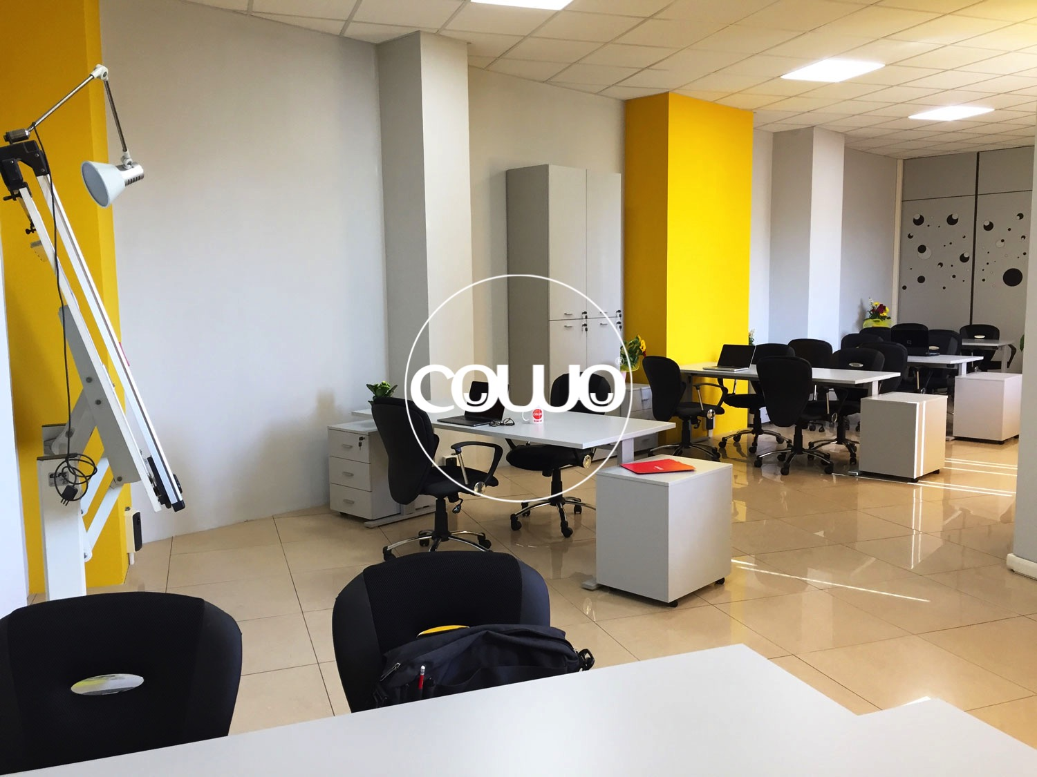 Open Space Ingresso Coworking Cowork Torino 386